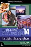 PHOTOSHOP ELEMENTS 14 BOOK FOR DIGITAL PHOTOGRAPHERS