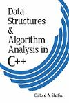 DATA STRUCTURES & ALGORITHM ANALYSIS IN C++ 3E