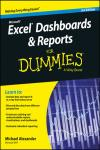 EXCEL DASHBOARDS AND REPORTS FOR DUMMIES 3E
