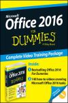 OFFICE 2016 FOR DUMMIES, BOOK + ONLINE VIDEOS BUNDLE
