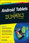ANDROID TABLETS FOR DUMMIES 3E