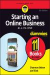 STARTING AN ONLINE BUSINESS ALL-IN-ONE FOR DUMMIES 5E