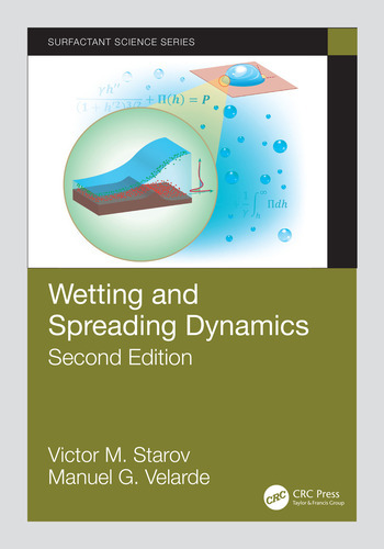 WETTING AND SPREADING DYNAMICS 2E